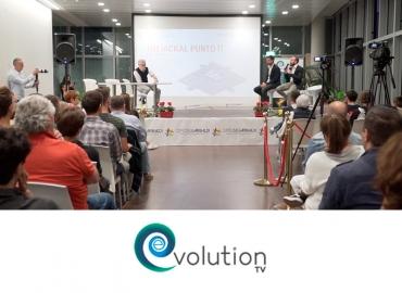 Cooperativa Paim e Alkedo Production hanno scelto CREARE WEB TV per Evolution TV