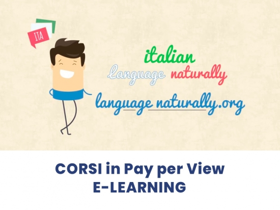 LANGUAGE NATURALLY Corsi online in pay per view ha scelto CREARE WEB TV