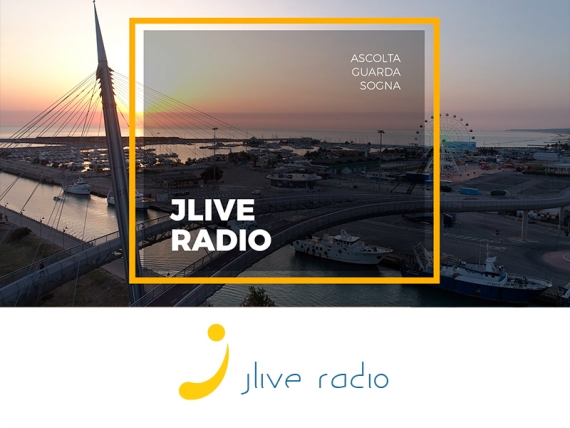 JLIVE web radio di JMOTION ha scelto CREARE WEB TV